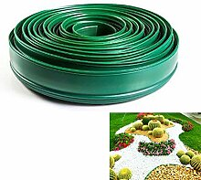Rasenkante Kunststoff Beetumrandung Rasenband