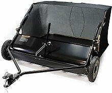 Rasenkehrmaschine für Aufsitzmäher mit 120cm