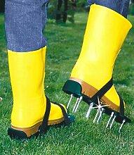 Rasenlüfter-Schuhe, 1 Paar