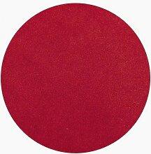 Rasenteppich in Rot