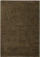 Rasenteppich Kunstrasen mit Noppen grau/blau, Größe Auswählen:133 x 800 cm