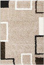 Rasenteppich Kunstrasen mit Noppen grau/blau, Größe Auswählen:133 x 1100 cm
