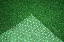 Rasenteppich Kunstrasen Premium grün weich