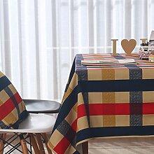 Raster-tischdecke/einfache tabelle/dining pad-A 120x120cm(47x47inch)