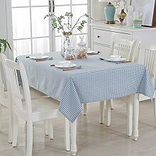 Raster tischdecke/teetisch,tischtuch/längliche tischdecke/einfache tischdecke-D 90x90cm(35x35inch)