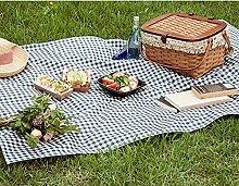 Raster tischdecke/tischtuch/picknick-decke/längliche tischdecke-B 110x170cm(43x67inch)