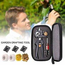 Ratschenschere Garten, Garten Pfropfen Werkzeug