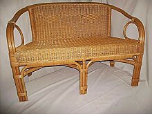 Rattan Bank (Sessel) neu Club Lounge Orginal