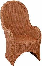 Rattan-Sessel Cobra mit hoher