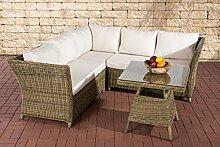 Rattan Sitzgruppe/ Gartengarnitur Monica