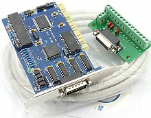 RATTMMOTOR 3Axis NC Studio PCI Motion Ncstudio