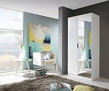 rauch BLUE Kleiderschrank, mit Spiegel B/H/T: 91