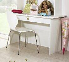 Rauch Kate Schreibtisch mit 1 Schubkasten in alpinweiss