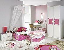 Rauch Kinderzimmer Mädchenzimmer Kate 4-tlg.