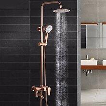 Raumaluminium -Streuer Golden Shower Sprinkler Set