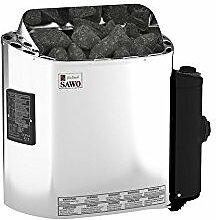 Raumheizung Sauna Sawo Scandia 4,5 kW comandi integrati