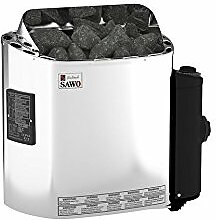 Raumheizung Sauna Sawo Scandia 8 kW - comandi integrati