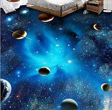 Raumsterne Wandbild Tapete 3d Bodenbelag