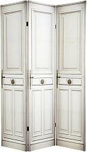 Raumteiler DOOR TO DOOR bedruckt aus Holz, B