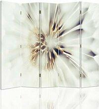 Raumteiler Flowers mit 5 Paneelen