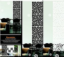 Raumteiler Moderner Motiv Klassik Weiß