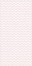 Raumteiler - No.YK37 ZickZack Muster Rosa