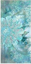 Raumteiler Top Blumen Raumtrenner Winterblumen