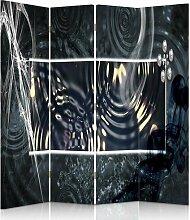Raumteiler Veloz mit 4 Paneelen