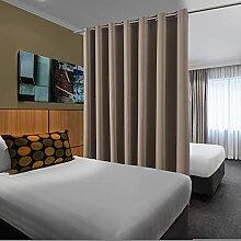 Raumteiler Vorhänge Schlafzimmer Sichtschutz