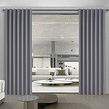 Raumteiler-Vorhänge, Sichtschutz, breite