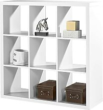 Raumtrenner Bücherregal Raumteiler Standregal
