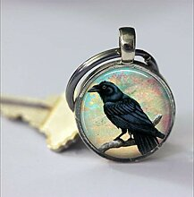 Raven Schlüsselanhänger,