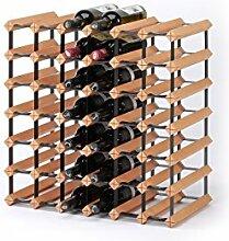 RAXI ™ Classic Premium Weinregal aus Holz mit