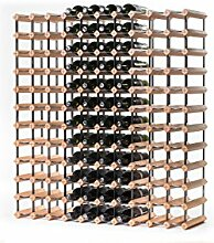 RAXI™ Classic Premium Weinregal aus Holz mit