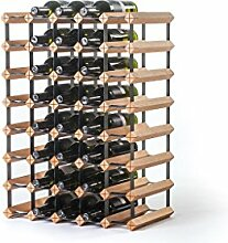 RAXI Marken Holz Weinregal Classic für 40x