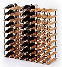 RAXI Marken Holz Weinregal Classic für 72x