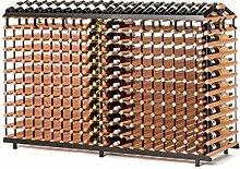 RAXI Marken Holz Weinregal Vinothek für 480