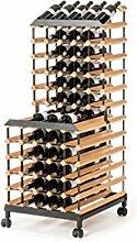 RAXI™ Motion - Fahrbares Weinregal aus