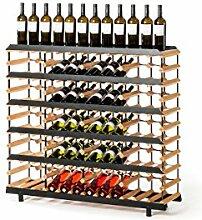 RAXI™ Präsentation Premium Weinregal aus