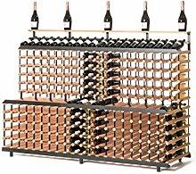 RAXI™ VINOTHEK Premium Weinregal aus Buchenholz