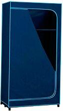 Rayen 2383.50 Faltschrank, M, 160 x 85 x 50 cm, blau
