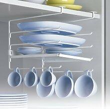 Rayen R6074 Küchenragal für Tassen und Teller 22,5 x 30 x 26 cm