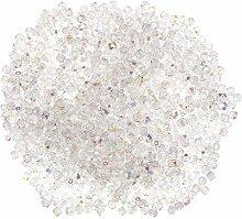 RAYHER 14206801 Glas-Schliffperlen, 4 mm