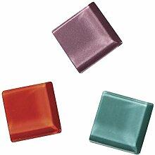 Rayher 14795999 Soft Glas-Mosaiksteine, bunte