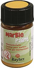 Rayher 38861161 Marble Paint, Marmorierfarbe, Glas