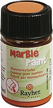 Rayher 38861210 Marble Paint, Marmorierfarbe, Glas