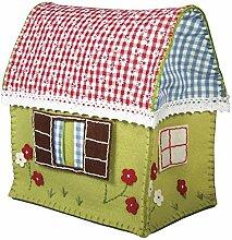Rayher 53543000 Bastelpackung Türstopper Sweet Home , 19x13x19cm