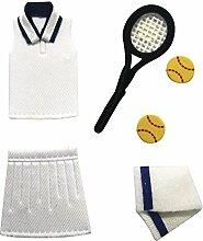 Rayher - 58448000 - Deko-Sticker: Tennis, m.