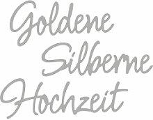 Rayher 60581000 Stanzschabl.:Silberne,Goldene