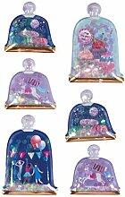 Rayher 60972000 3D Papier Sticker Candy Bar, 3-D